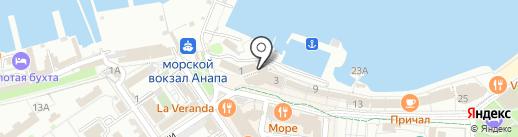 CityLab на карте Анапы