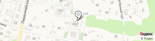 ДЕНИЗ-Девелопмент на карте Химок