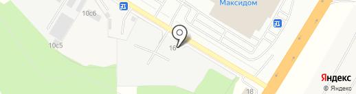 фестальпине Аркада Профиль на карте Одинцово