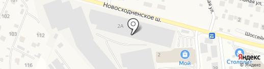 Авексима на карте Химок