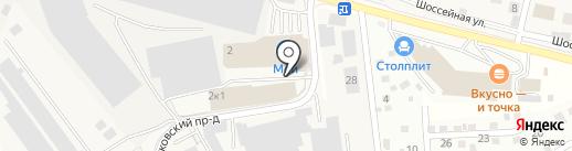 Магазин предметов интерьера и отделочных материалов на карте Химок