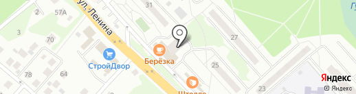 Мясной магазин на карте Красногорска