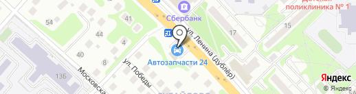 Др.Фреш на карте Красногорска