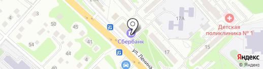 А5 на карте Красногорска