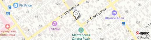 Happy Day на карте Анапы