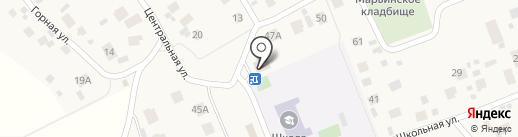 Продуктовый магазин на карте Ангелова