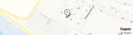 Почтовое отделение №345 на карте Анапы