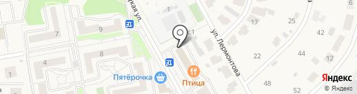 Паркет-Сервис на карте Отрадного