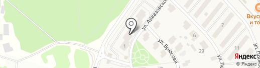 ПРАГМА ГРУПП на карте Отрадного