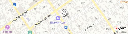 ПИКНИК на карте Анапы