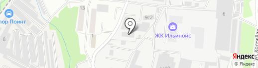 ПромРешение на карте Красногорска