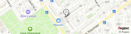 Ланч-сервис на карте Анапы