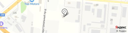 Оптово-розничный магазин на карте Анапы