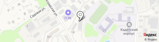 АльфаПак на карте Химок