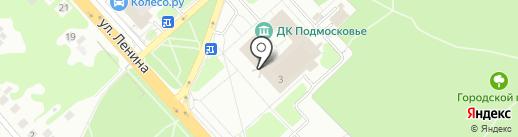 Надежда на карте Красногорска