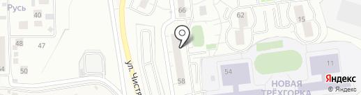Кредит Пилот на карте Одинцово