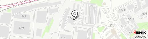 ДК-Авто на карте Красногорска