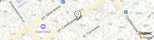 Wonka на карте Анапы