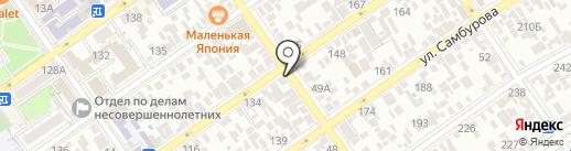 АнапаХит на карте Анапы