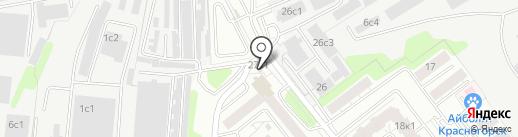 Смешные цены №1 на карте Красногорска