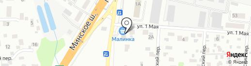 Гламур Мур-Мур на карте Одинцово