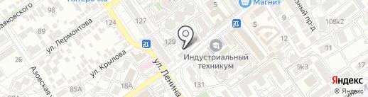 Мебельный магазин на карте Анапы