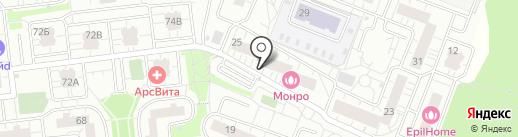 Ваш доктор на карте Одинцово