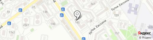 Магазин дверей на карте Анапы