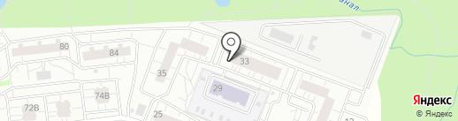 Дельта на карте Одинцово