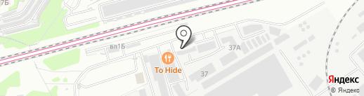 КЁТЛ на карте Красногорска