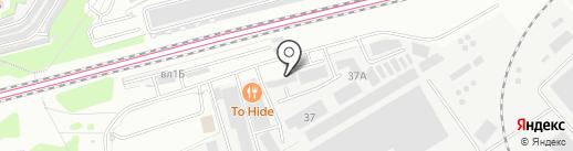 Хороший на карте Красногорска