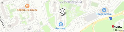 Пивной базарчик на карте Одинцово