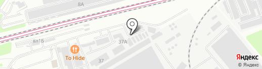 Орнамент-М на карте Красногорска