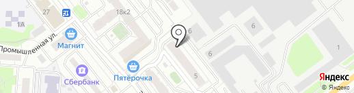 Красная горка+, ТСЖ на карте Красногорска