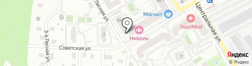 Евровид на карте Химок