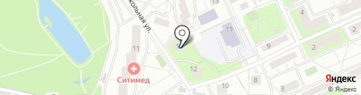 Печати в Москве на карте Красногорска
