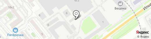 Led99.ru на карте Красногорска