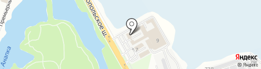 Диваны & кресла ТУТ на карте Анапы