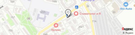 АНЮТА на карте Анапы