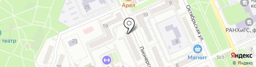 КонсалтЭнерго на карте Красногорска