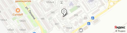 ВЮН-КОН-Сервис на карте Анапы