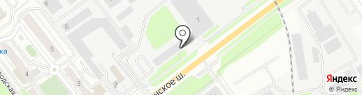 ЮниЛекс на карте Красногорска