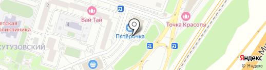 sexshopvip.ru на карте Одинцово