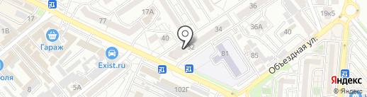 КЛИМАТ АЙС на карте Анапы