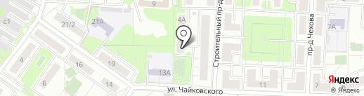 ТЕРМО САЙТ на карте Красногорска