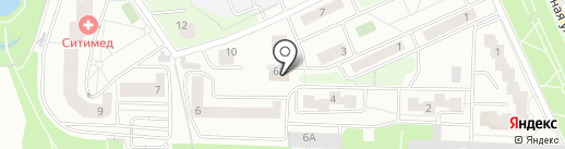 Children's club на карте Красногорска
