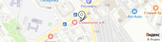 ГлавМебель на карте Анапы