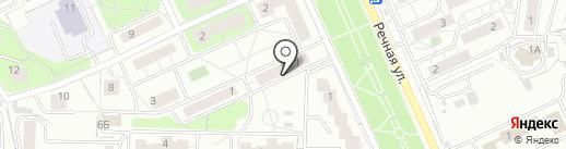 Красногорский центр социального обслуживания граждан пожилого возраста и инвалидов на карте Красногорска