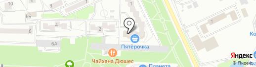 Cco.ru на карте Красногорска