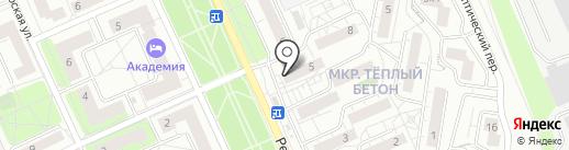 Спектр-Сервис ККМ на карте Красногорска